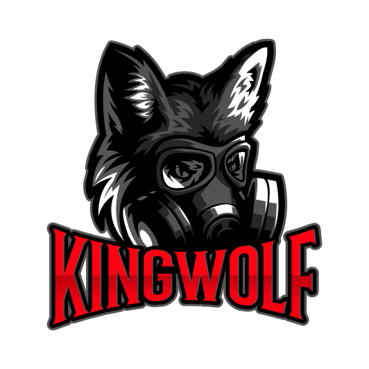 King Activist logo With backround