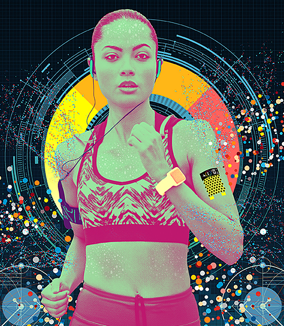 Why Sweat Will Power Your Next Wearable - IEEE Spectrum